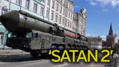 Coherencia bautismal: el Sarmat (SS-X-30 Satan-2). De los golpes con huesos de los monos de Odisea 2001 a esta sofisticación destructiva...