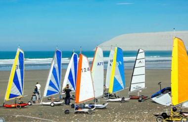 Los vientos del bello balneario radatillense empujarán los carros en el Campeonato Austral el fin de semana.