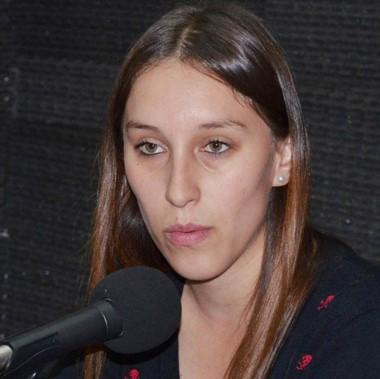 Johana Panela pide por favor el traslado porque no soporta más al  ex.