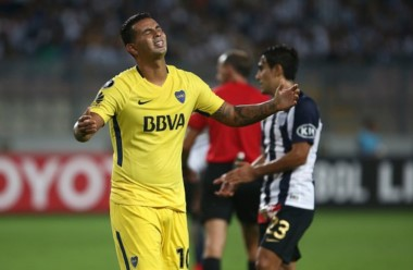 Dos puntos perdidos para Boca ante un flojo rival en Lima.
