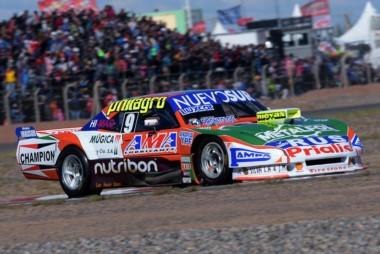 Castellano se llevó la victoria en Neuquén.