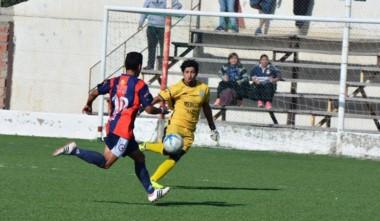 San Martín Azcuénaga se alzó con una muy buena victoria en condición de visitante.