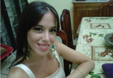 Carla Vallejos Blanco, una chica de 28 años oriunda de Corrientes capital, que se encontraba como turista en la gran urbe estadounidense.