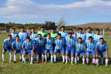 El fin de semana pasado, hubo un evento futbolístico en Río Mayo. Fue el puntapié inicial de la campaña.