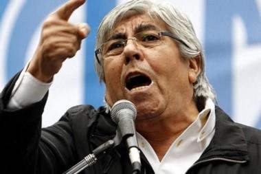 El veterano líder sindical ha vuelto al centro de la escena política con la vehemencia habitual.