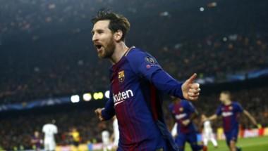 De la mano de un Messi colosal,