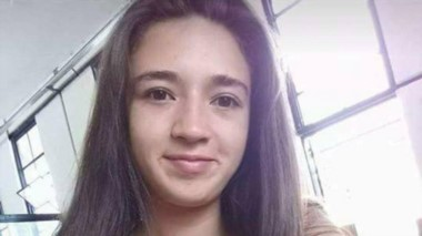Gisella Tatiana Núñez Valdez, tenía 17 años y el viernes pasado le había avisado a su madre que salía a andar en bici. Nunca regresó.