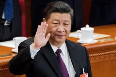China: Xi Jinping fue reelecto por unanimidad para un segundo mandato.