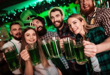 Este sábado el mundo se prepara para la celebración irlandesa más famosa: el Día de San Patricio, una fiesta caracterizada por los litros y litros de cerveza.