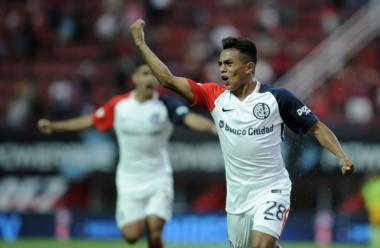 En el Nuevo Gasómetro, San Lorenzo venció 2 a 0 a Olimpo que se hunde en los promedios.