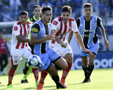 San Martín tuvo un buen segundo tiempo y le sacó un empate a Almagro.