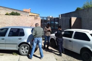 Cerca de las 11 de la mañana continuó la fiesta en un domicilio del pasaje Misiones donde se intervino.