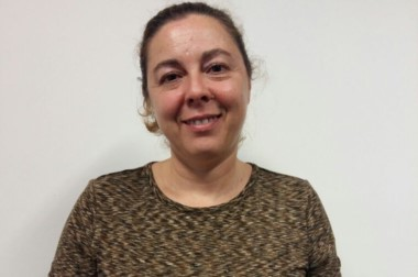 Jueza Iris Pacheco, presidente de la AMFJCH.