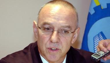 El secretario de Gobierno, Eduardo Maza.