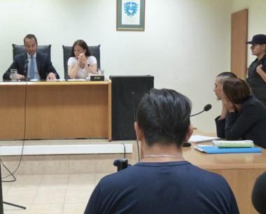 José Miguel Guineo fue declarado, ayer, penalmente responsable.