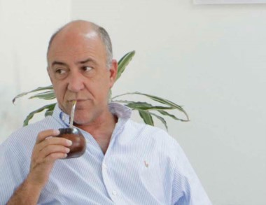 Julio Larrocca, comprometido en una causa por corrupción.