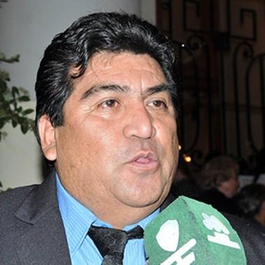 Rubén Avallar, titular del Programa Expresión Folklórica y Popular.