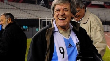 Murió René Houseman, otro de los campeones del Mundial de 1978. Considerado por muchos uno de los mejores atacantes del fútbol argentino. Símbolo de Huracán.