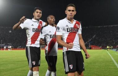 El 'Millonario' mostró calidad al vencer 3 a 0 a la Universidad de Chile de la mano de sus suplentes.