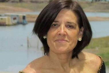 Bomberos halló el cadáver en las profundidades del embalse Potrerillos, donde fue lanzado por su marido y autor confeso del crimen.