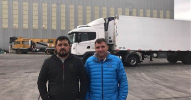 Cartas documento. Santander y Antonio, dos empresarios pesqueros que aclararon un operativo.