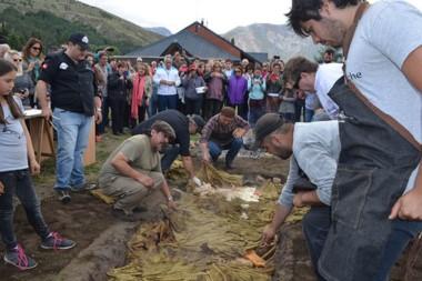 Sabor Mapuche organiza el festival gastronómico y mostrará su cocina.