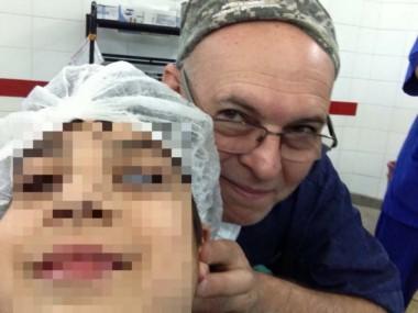 El médico fue detenido cuando se encontraba en su vivienda, en el departamento mendocino de Godoy Cruz.