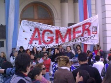 El gremio en movimiento. (foto gentileza de Infor Villaguay).