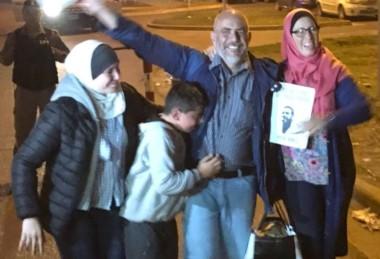 Pacto con Irán: excarcelaron a Khalil, pero Esteche seguirá preso.