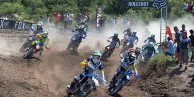 Lo mejor del motocross argentino estará en Rada Tilly (foto Conam)