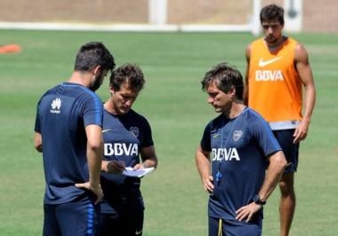 Barros Schelotto quedó muy conforme con la actuación de Mas en Tucumán y se perfila para ser titular en lugar de Fabra.