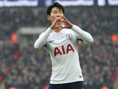 Doblete de Heung-Min Son. El atacante coreano lleva 15 goles en la presente temporada.