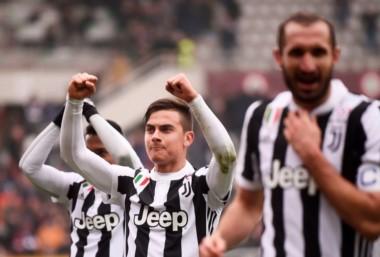 Dybala marca su primer gol del 2018 y le da el triunfo a Juventus. Dybala lleva 15 goles esta temporada en liga (líder del equipo).