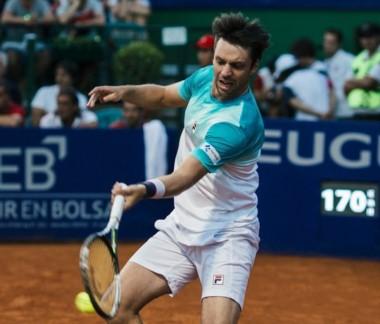 Jarry jugará su primera final ATP tras vencer a Zeballos (foto) en semis del ATP Brasil Open.