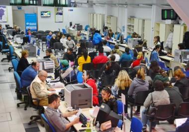 Desde Capital Federal aún no brindaron información de si en Chubut se va a pagar el bono que compensa el empalme con la vieja fórmula.