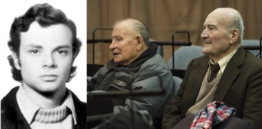 Una condena que será revisada. Desde la izquierda, Cittadini, Mercado y Viollaz, protagonistas de un proceso histórico que no culmina.