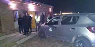 Procedimiento. En otro de los locales hubo inspección de las instalaciones conjuntamente con Policía.