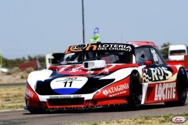 Micheloud culminó un gran fin de semana con el Torino: pole, serie y segundo puesto en la final.