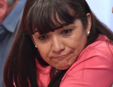 Graciela Cigudosa confía en que los docentes irán a clases hoy.