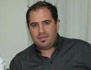 Denunciado. Diego Saeb, director de una radio, y una fuerte acusación.