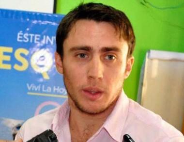 Mariano Riquelme, secretario de Turismo del municipio de Esquel.