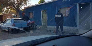 Hubo cinco allanamientos en Trelew  y uno en el barrio San Ramón de la capital provincial del Chubut.