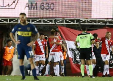 Argentinos jugó un gran partido y pasó por arriba a Boca. Encima le sacó el invicto del año.