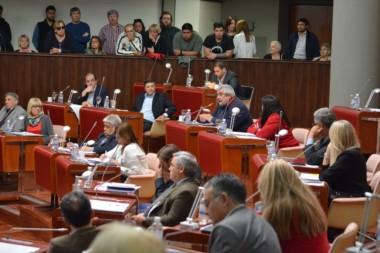 El gobernador Arcioni insistió ante los diputados sobre la necesidad de aprobar el Pacto Fiscal.