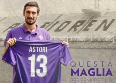 La Fiorentina renovará el contrato de Astori y donará su salario a la familia.