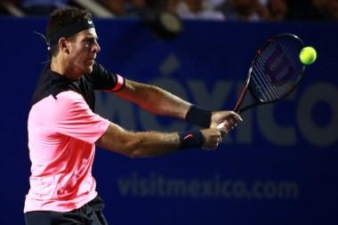 Como ya es habitual en Indian Wells, Del Potro disputará el dobles junto a Grigor Dimitrov.