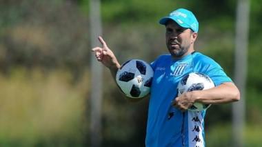 Coudet opinó sobre la chance de alcanzar a Boca en la Superliga.