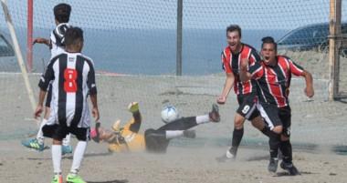 Para la estadística. Ricardo Ayala, surgido de la escuela de fútbol del club, marcó el primer gol oficial