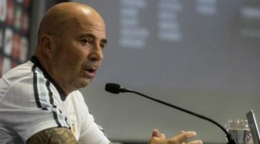 "Sampaoli: ""Esperaremos a Fernando Gago hasta el último momento""."