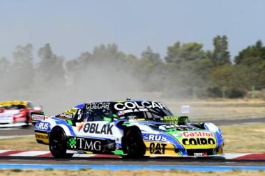 Gastón Mazzacane, al igual que en Viedma, se quedo con la pole provisoria del TC en el autodromo Parque provincia de Neuquén.